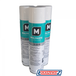 Smar Molykote D-321 R 400 ml